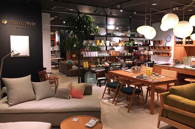 吉祥寺|店舗情報 | REAL Style / インテリアショップ・建築設計・リノベーション